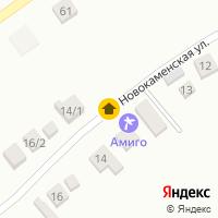 Световой день по адресу Россия, Новосибирская область, Новосибирский, Каменка, новокаменская