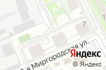 Схема проезда до компании Торговая компания в Новосибирске