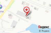 Схема проезда до компании Апрель-Компани в Восходе
