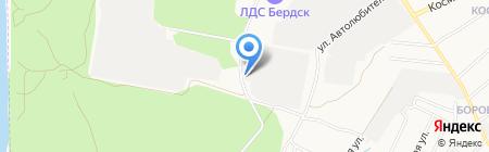 SIPDom на карте Бердска