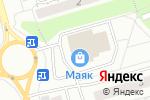 Схема проезда до компании Агенты рекламы в Новосибирске