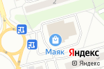 Схема проезда до компании Оптика-Магнат в Новосибирске