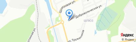 BarKas на карте Новосибирска