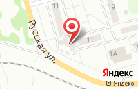 Схема проезда до компании Юрист-Нвд в Новосибирске