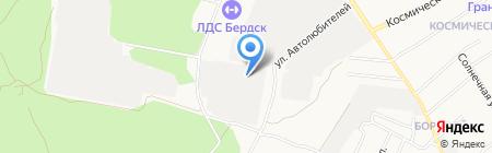 Центр Технологий Литья на карте Бердска