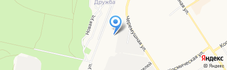 Бердский электромеханический колледж на карте Бердска