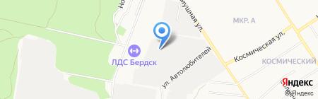 СибМетРесурс на карте Бердска