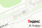 Схема проезда до компании М-АРТ Мебель в Новосибирске