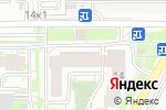 Схема проезда до компании Охота в Новосибирске