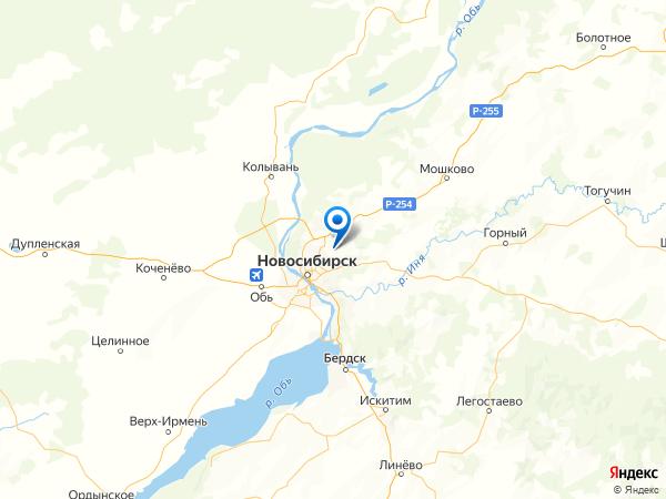 село Каменка на карте