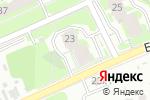 Схема проезда до компании Ваш Домофон в Новосибирске
