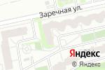 Схема проезда до компании Букет Шаров в Новосибирске