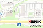 Схема проезда до компании Мастерская по ремонту обуви и изготовлению ключей в Новосибирске