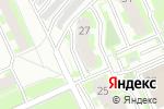 Схема проезда до компании Н-Проф в Новосибирске