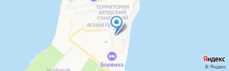 Аквагрим-Мастер на карте Бердска