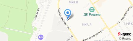 Магазин товаров для рыбалки на карте Бердска