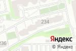 Схема проезда до компании Гидролок Сибирь в Новосибирске