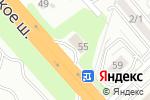 Схема проезда до компании СКИФ в Новосибирске