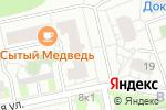 Схема проезда до компании Семейный доктор в Новосибирске