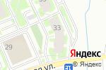 Схема проезда до компании Линия Здоровья в Новосибирске