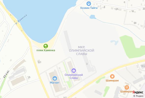 продажа квартир Олимпийской Славы