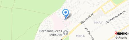Центр Муниципальных Услуг на карте Бердска