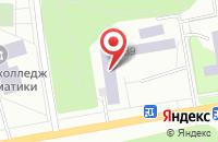 Схема проезда до компании Региональный Инженерно-Технический Центр в Новосибирске