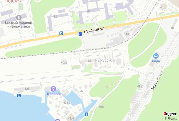 жилой комплекс По ул. Русская