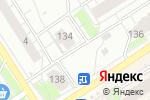 Схема проезда до компании Электронный город Бизнес в Бердске