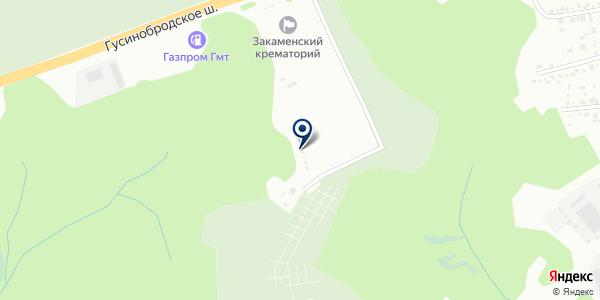 КОМПАНИЯ ОВАК на карте Новосибирске