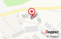 Схема проезда до компании Хитэк-Сибирь в Восходе