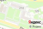 Схема проезда до компании Фортуна в Новосибирске
