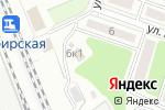 Схема проезда до компании Сибирский в Новосибирске