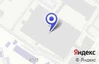 Схема проезда до компании ПТФ ТЕРМОСИБ в Новосибирске
