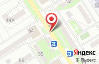 Схема проезда до компании Автоэлектрик выезд на место в Бердске