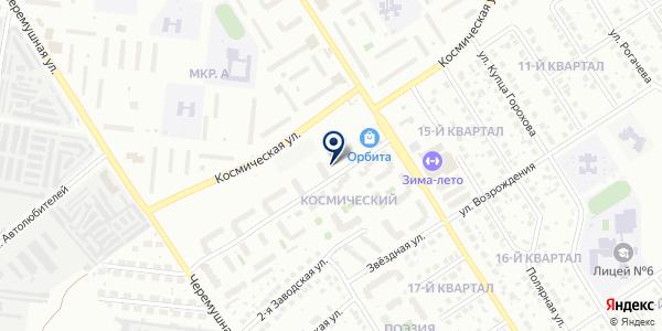 Медпрактика на карте Бердске