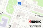 Схема проезда до компании Аптека на Инском в Новосибирске