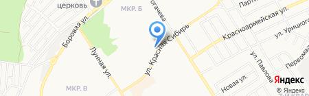 РосСтрой на карте Бердска