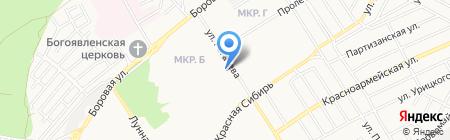 Fish-ka на карте Бердска