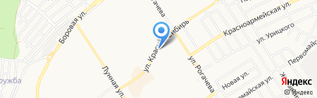 Крепеж & Инструмент на карте Бердска