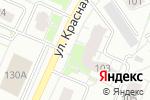 Схема проезда до компании Парикмахерская в Бердске