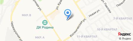 Городской лечебно-диагностический центр на карте Бердска