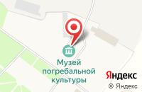Схема проезда до компании Подземелья музея смерти в Восходе