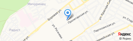 Сибирский Стандарт на карте Бердска