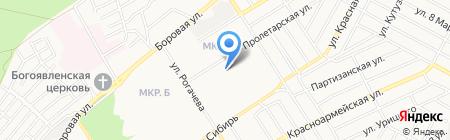 Аква-сервис на карте Бердска