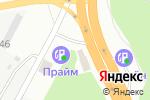 Схема проезда до компании Автомотив в Новосибирске