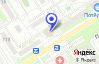 Схема проезда до компании ТФ СИБМОНТАЖ в Бердске