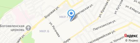 Детский сад №9 Теремок на карте Бердска