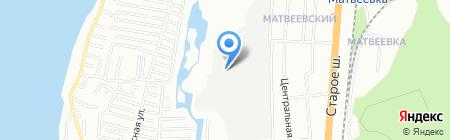 Подводсибстройсервис на карте Новосибирска