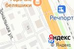 Схема проезда до компании Аппетит в Новосибирске